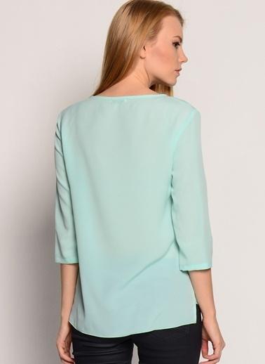 Fresh Company Bluz Yeşil